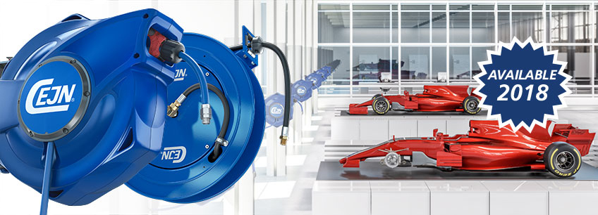 Safety Reel - For Safe Performance in Workplaces CEJN