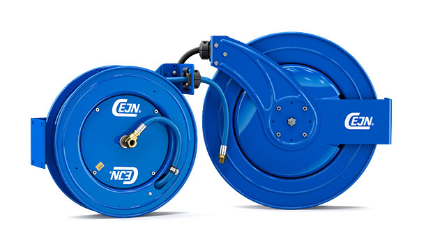Compressed Air Hose Reels - Open
